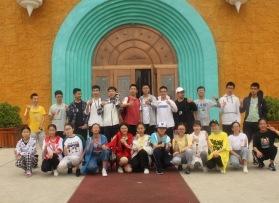 温州市第三中学九(6)班毕业季团队活动