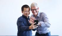 """苹果CEO库克到访今日头条;任志强辣评黄其森""""有点疯"""";发改委发文,事关1亿人落户问题"""