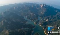 福建乌山天池:绿水青山 奇峰耸峙