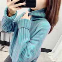 彩霞仙子毛衣 打底衫 加厚毛线衣