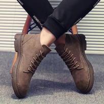 男士马丁靴