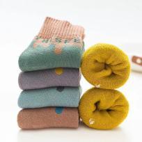 儿童毛圈袜 加厚童袜