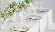 婚礼桌花有哪些类型 这十种桌花很常见