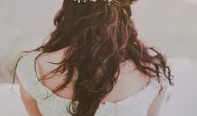 记住这6个黄金定律 新娘发型美翻天