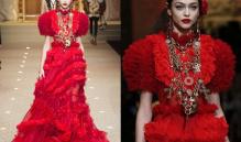 红裙好搭还显白?那也要看你怎么选了